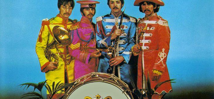 Beatles Morten: Sgt. Pepper 50 års Jubilæum