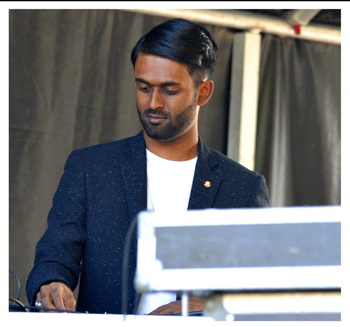 DJ  Muneer , #lavnogetlarm