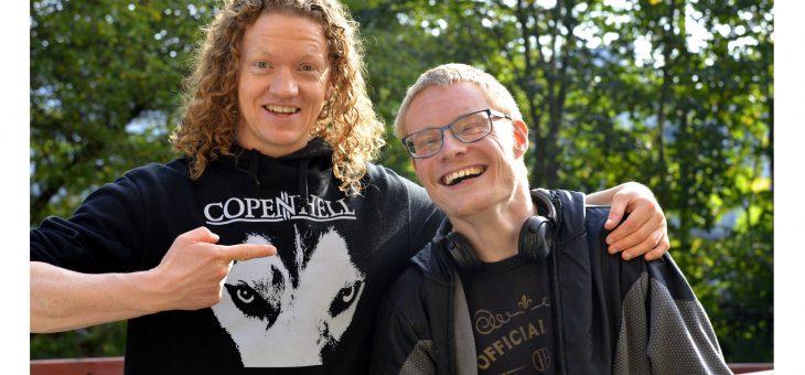 """""""Heavy Hjørnet"""" får igen besøg af Anders Bøtter"""