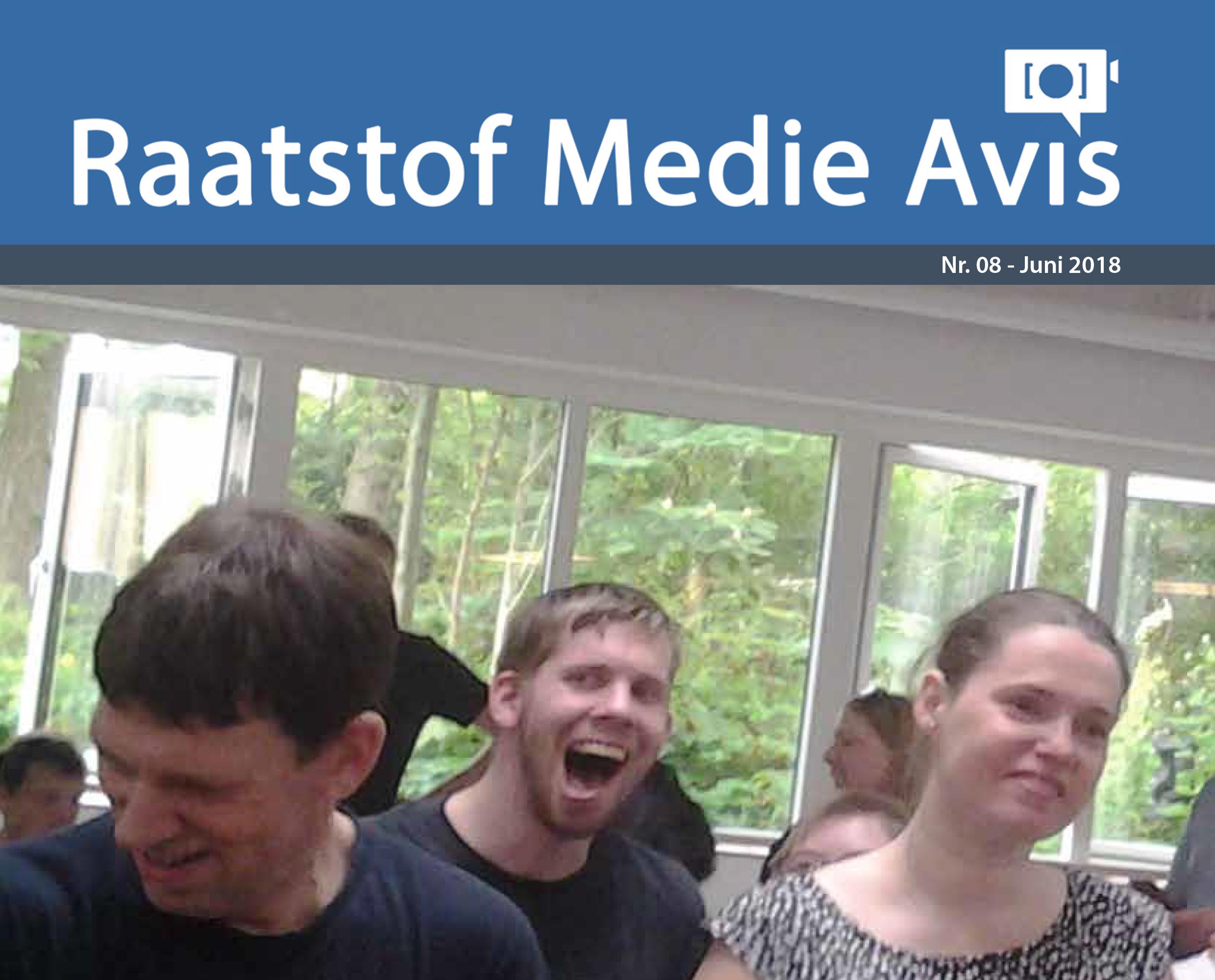 Raatstof Avis, Dimissionsfest