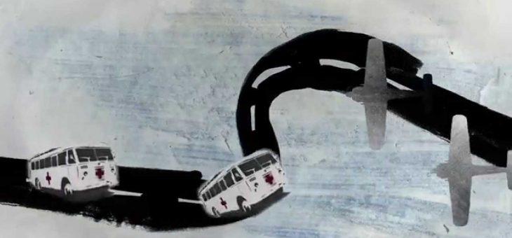 De hvide busser