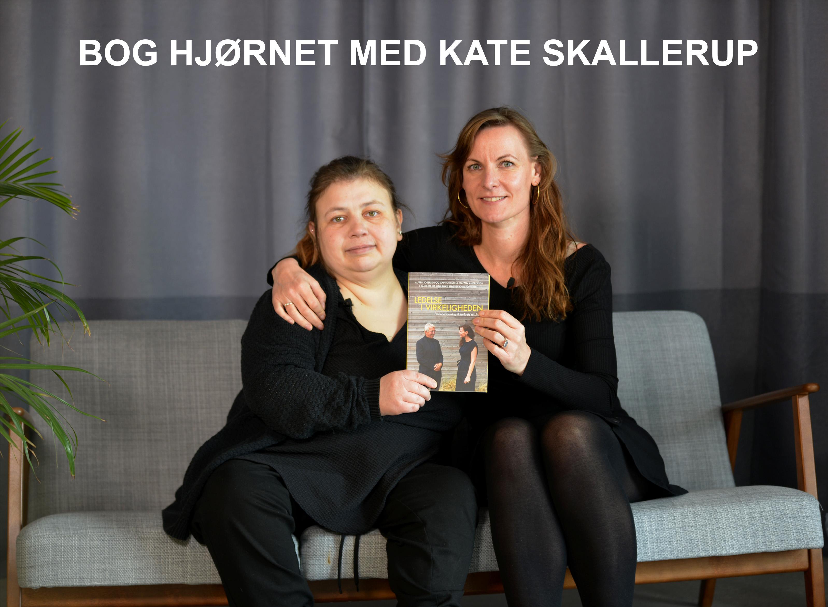 Bog Hjørnet med Kate Skallerup