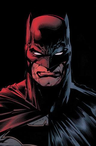Superheltehjørnet – om Batman