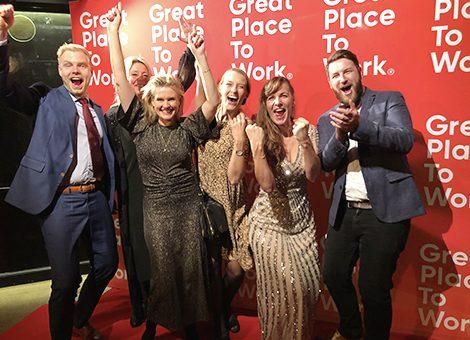 JAC kåret til Danmarks Bedste Offentlige Arbejdsplads 2019