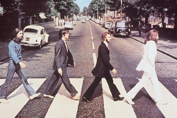 Beatles-hjørnet afsnit 1