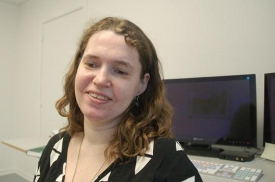Hør Pernille fortælle om hendes mange interviews gennem tiden.