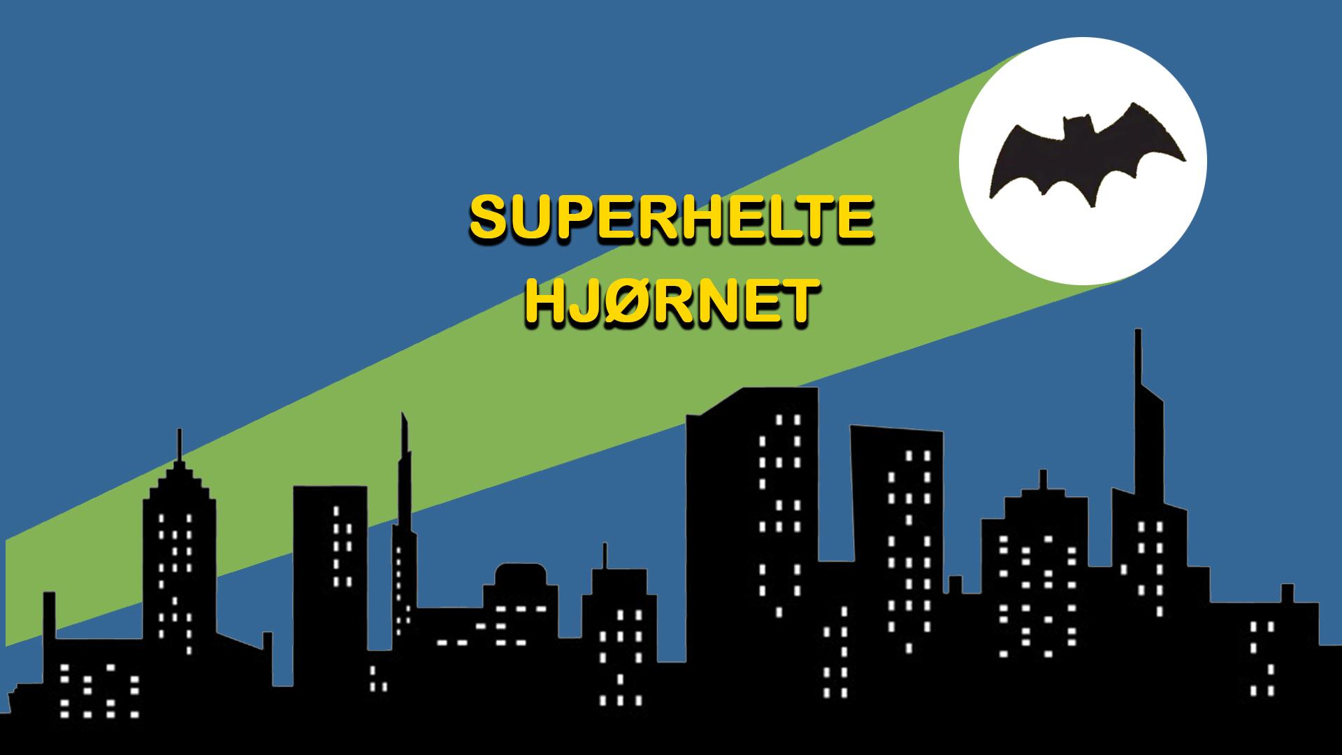 Superheltehjørnet – om Batman '66