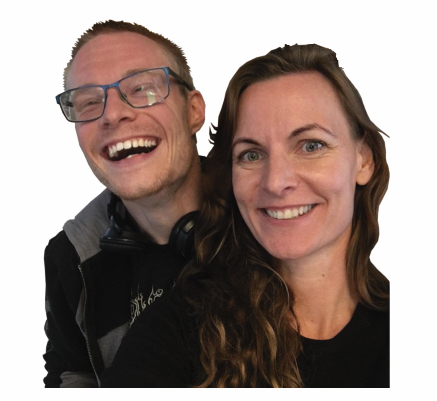 Foredrag med Jens & Ann-Christina
